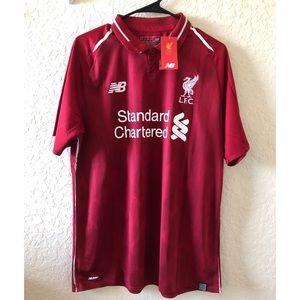 Mohamed Salah,Liverpool Jersey, 18/19 Season